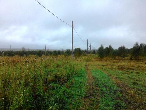 Земельный участок 15 сот. с электричеством в с. Кунгурка - Фото 3