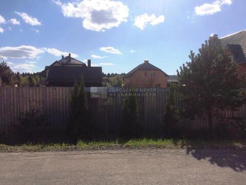 Участок 12 сот. , Боровское ш, 14 км. от МКАД. - Фото 4