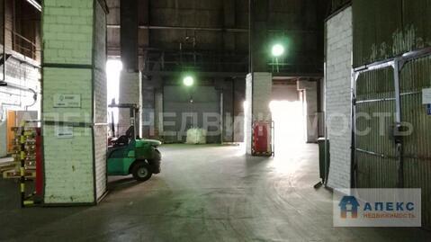 Аренда помещения пл. 315 м2 под склад, м. Алтуфьево в складском . - Фото 1