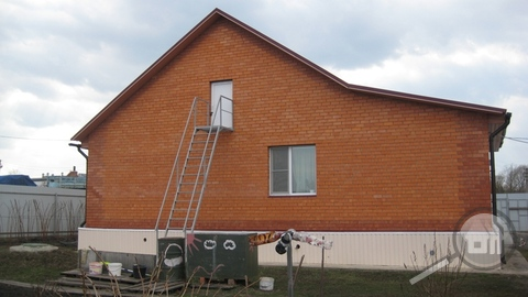 Продается дом с земельным участком, с. Воскресеновка, ул. Озерная - Фото 2