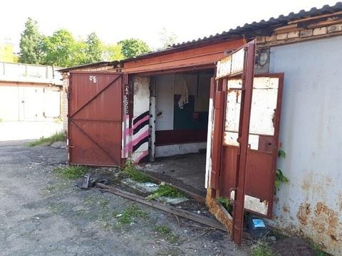 Продается гараж г. Жуковский, ул. Менделеева - Фото 1