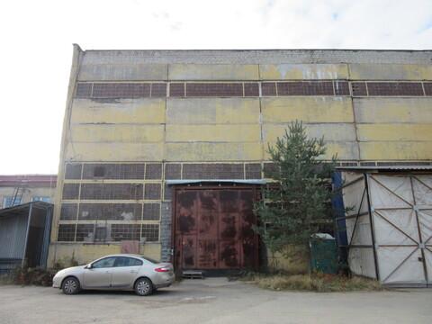Комплекс 21 000 м2 на 4,3 Га с ж/д, кран-балками и 5 мвт в Домодедово - Фото 3