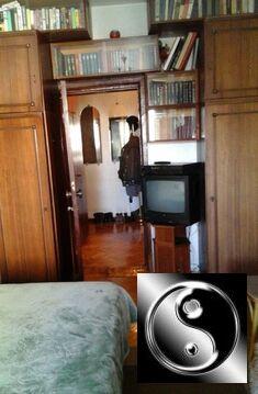Изолированная комната в 2 кв, м. Смоленская 2 мин. пешком - Фото 3