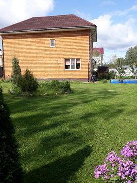 Продается 2-х этажный дом в пос.Некрасовском - Фото 1