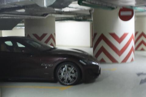 Машиноместо в подземном паркинге в центре Сочи на ул. Войкова - Фото 1