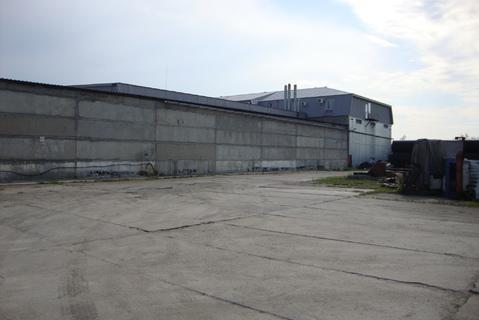 Продам участок 90 сот. под производственно-складскую базу. - Фото 1