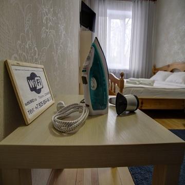 Сдаётся очень уютная однушка в тихом районе посёлка Чкаловский! - Фото 5