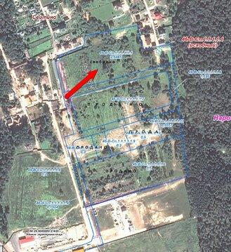 Пром. участок 1,5 Га в 30 км по Киевскому шоссе на бетонке - Фото 3