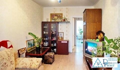 Комната в 2-й квартире в Люберцах, в 17 мин ходьбы от платформы Панки - Фото 1