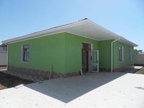Новый дом, 121 кв.м, море 800 метров - Фото 1