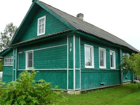 Продаётся дом с баней в д. Нарезка Любытинского р-на - Фото 1