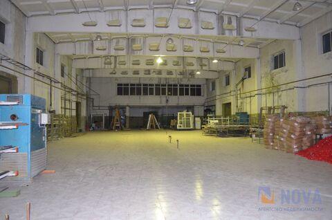 Продается одноэтажное капитальное производственно-складское здание - Фото 1