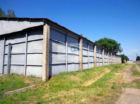 Неотапливаемый склад 1306,1 кв.м. в Аксайском районе - Фото 1