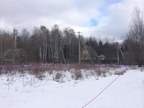 Участок в шаговой доступности от города Обнинск - Фото 2