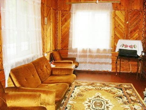 Добротный брусовой дом 70 кв.м, камин, душевая кабина, туалет. Баня. - Фото 5