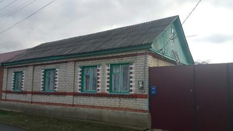 Дом по ул.Ново-Воронежская - Фото 1