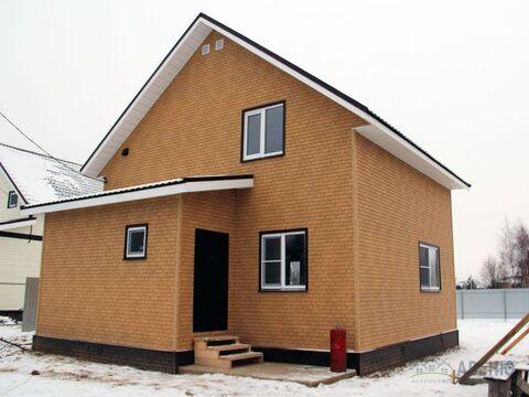 Новый двухуровневый дом площадью 110 кв.м. 'под ключ'. Участок 5 . - Фото 1
