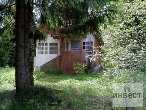 Продается 2х-этажная дача 100 кв.м. на участке 12, д. Шапкино - Фото 2