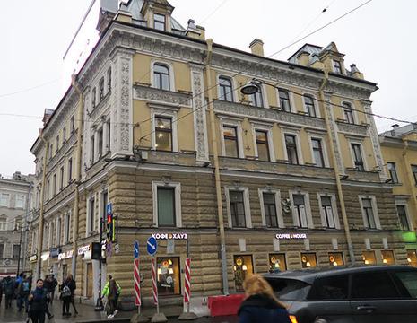 Продажа коммерческих помещений Невский пр-т, д. 87/2 лит. А. - Фото 1