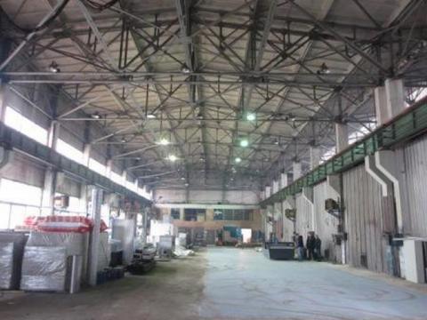 Теплый склад 18 000 м2 на 3,6 Га с кран-балками до 10 т в Орех.- Зуево - Фото 1