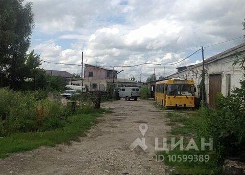 Аренда производственного помещения, Ульяновск, Обувщиков проезд - Фото 2