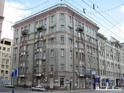 Аренда квартиры, м. Маяковская, Ул. Тверская-Ямская 1-Я - Фото 1