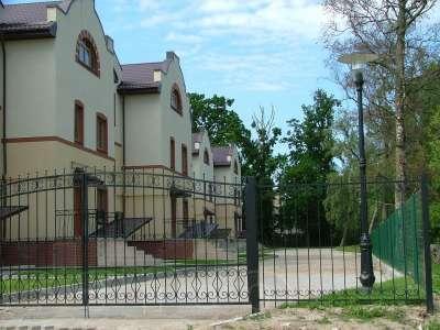 Блок-секция в Зеленоградске