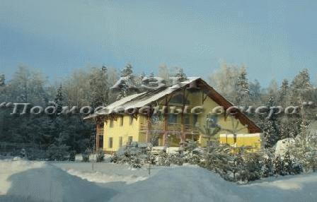 Ярославское ш. 30 км от МКАД, Могильцы, Коттедж 700 кв. м - Фото 3