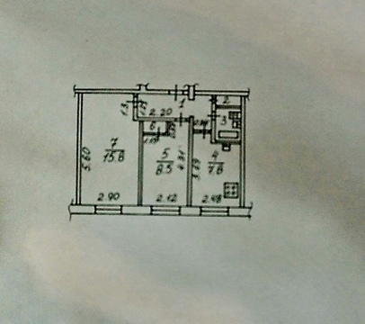 Продам, Купить квартиру в Великом Новгороде по недорогой цене, ID объекта - 331077336 - Фото 1