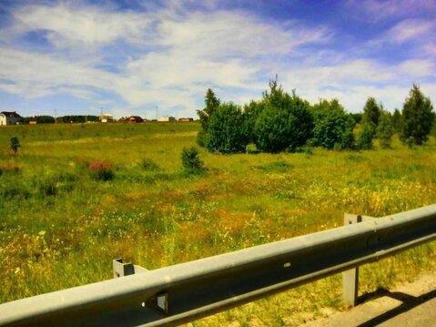 Продажа земельного участка 1 га возле д.Крутец Богородского р-на - Фото 1