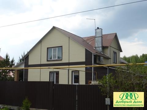 Продам жилой дом с ремонтом в Новоказанцево - Фото 1
