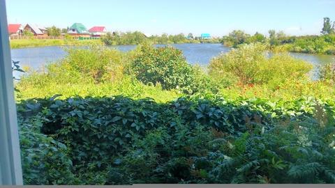 В с.Кетово коттедж на берегу озера - Фото 4