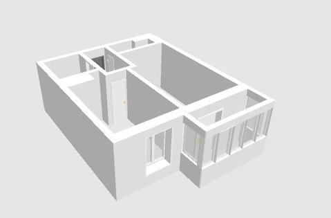 Копия Палитра дом 5.2 (20/23 эт, 36 кв.м) 2 400 000 - Фото 3