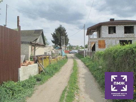 Продам участок ИЖС с недостроенным домом в Заводском районе - Фото 3