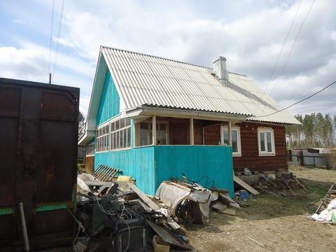 Дом и земельный участок, дп.Росинка - Фото 1
