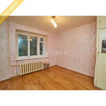 Продажа комнаты 12,4 м кв. на 1/5 в общежитии на пр. Октябрьский, 63а - Фото 1