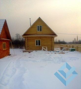 Новый деревянный дом в Мысах Краснокамского района - Фото 2