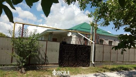 Дом 57 кв.м. на участке 11 соток в с. Владимировка г. Новороссийск. - Фото 1