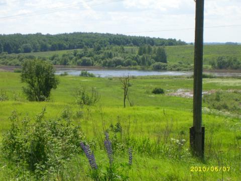 Земельный участок под ИЖС, на берегу озера, + рассрочка! - Фото 3