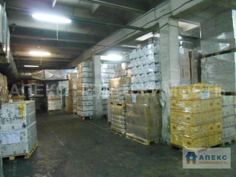 Аренда помещения пл. 5886 м2 под склад, офис и склад м. Волгоградский . - Фото 5