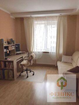 Просторная квартира с евроремонтом в центре Всеволожска. - Фото 1