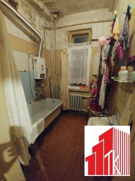 Две комнаты 34 кв. м. в трехкомнатной квартире - Фото 5