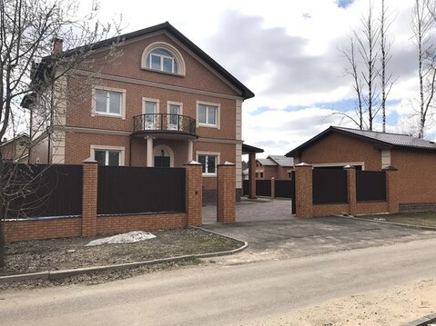Продается 2 этажный коттедж в элитном поселке в Мытищинском районе - Фото 1