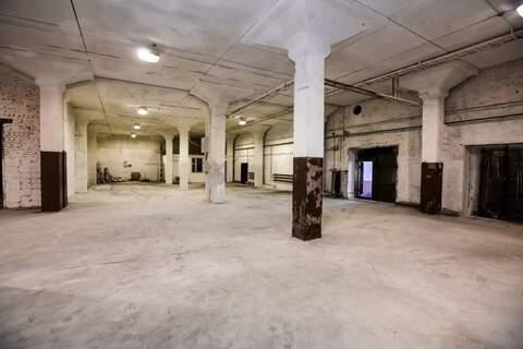Аренда склада 1 этаж, пандус - Фото 4