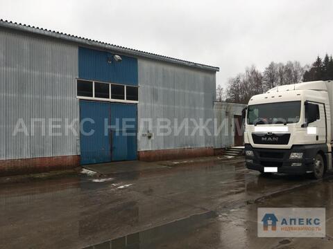 Аренда помещения пл. 300 м2 под склад, производство Наро-Фоминск . - Фото 1
