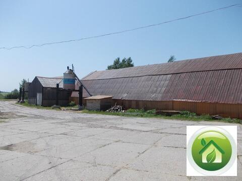 #488. Кашин. Производственная база 1327 кв.м. на участке 6000 кв.м. - Фото 2