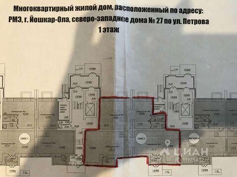 Аренда псн, Йошкар-Ола, Ул. Петрова