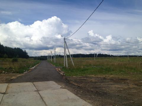 Земельный участок рядом с дер.Луговая - Фото 3
