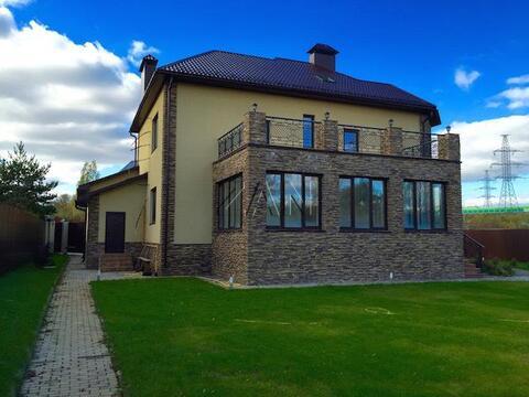 Продается дом, Минское шоссе, 12 км от МКАД - Фото 1