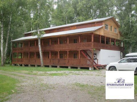 Продам Гостиничный Бизнес с. Ая, Алтайский край - Фото 1